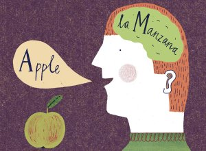 Apple - manzana